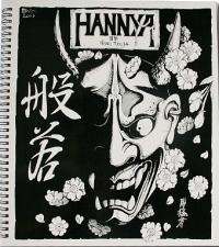 130 Hannya by Horimouya