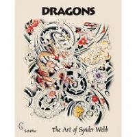 121 Dragons The Art of Spider Webb