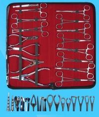 098 Набор инструментов для пирсинга